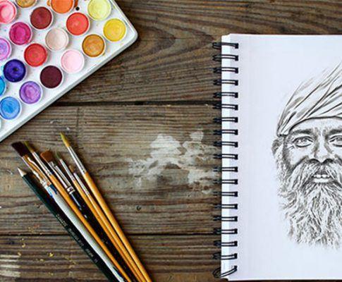 Как да нарисувате портрет в няколко лесни стъпки