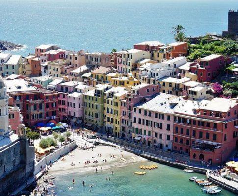 Къде да отидем в Италия?
